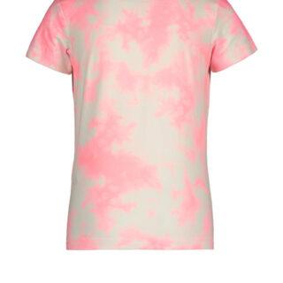 Moodstreet meiden shirt tie-dye