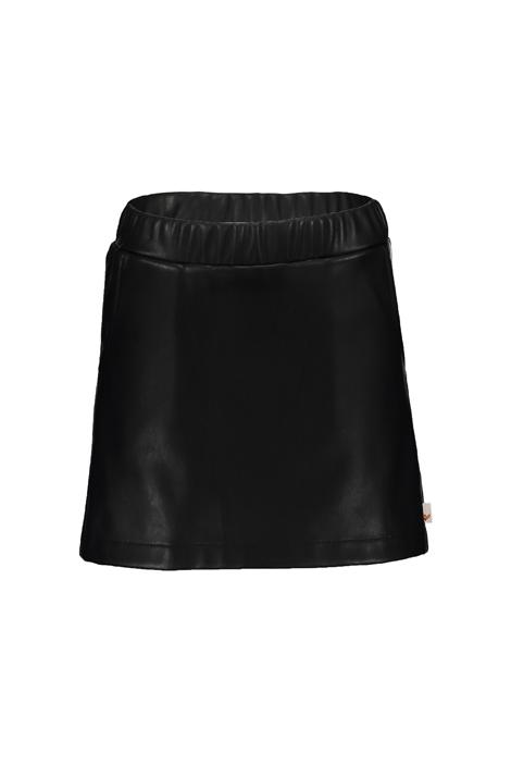 Moodstreet meiden PU rok zwart